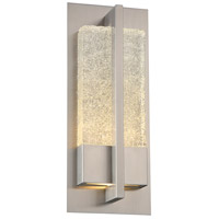 Omni LED 16 inch Stainless Steel Outdoor Wall Light