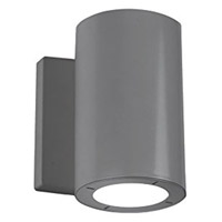 Modern Forms Vessel LED Outdoor Wall Light in Graphite WS-W9101-GH