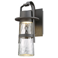 Modern Forms WS-W28516-GH Balthus LED 16 inch Graphite Outdoor Wall Light in 16in.