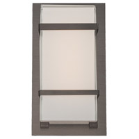 Modern Forms WS-W1611-GH Phantom LED 11 inch Graphite Outdoor Wall Light