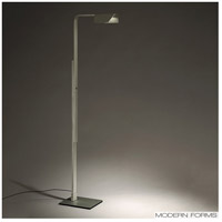 Modern Forms FL-1550-TT Dove 54 inch 10 watt Titanium Floor Lamp Portable Light alternative photo thumbnail