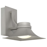 Modern Forms WS-W62608-GH Pasadena LED 8 inch Graphite Outdoor Wall Light in 8in.