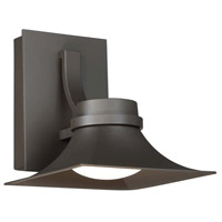 Modern Forms Pasadena LED Outdoor Wall Light in Bronze WS-W62608-BZ