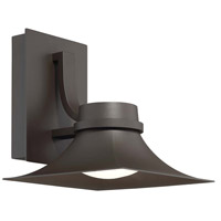 Modern Forms Pasadena LED Outdoor Wall Light in Bronze WS-W62610-BZ