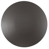 Modern Forms WS-W60610-BZ Circle LED 10 inch Bronze Outdoor Wall Light in 10in.