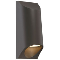 Modern Forms WS-W70612-BZ Mega LED 11 inch Bronze Outdoor Wall Light