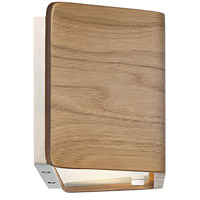 Modern Forms WS-97614-WAL-EM Asgard 1 Light 2 inch Walnut ADA Wall Sconce Wall Light  alternative photo thumbnail