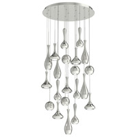 Modern Forms PD-ACID21R-PN Acid LED 26 inch Polished Nickel Chandelier Ceiling Light in 26in., 13314