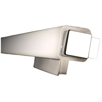 Modern Forms WS-21724-CH Mini Vogue LED 24 inch Chrome Bath Light Wall Light in 24in.  alternative photo thumbnail