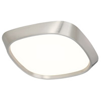 Modern Forms FM-73710-BN Issa LED 10 inch Brushed Nickel Flush Mount Ceiling Light in 10in.