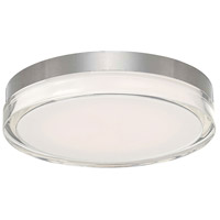 Pi LED 12 inch Stainless Steel Outdoor Flush Mount