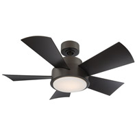 Elf 38 inch Bronze Indoor Outdoor Smart Ceiling Fan