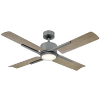 Modern Forms FR-W1806-56L-GH/WG Cervantes 56 inch Graphite Indoor Outdoor Smart Ceiling Fan