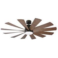 Modern Forms FR-W1815-60L27OBDW Windflower 60 inch Oil Rubbed Bronze Indoor Outdoor Smart Ceiling Fan