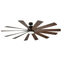 Modern Forms FR-W1815-80L-OB/DW Windflower 80 inch Oil Rubbed Bronze Ceiling Fan