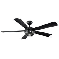 Modern Forms FR-W1816-62L27-CFI Orb 62 inch Carbon Fiber Indoor Outdoor Smart Ceiling Fan