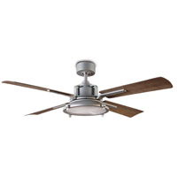 Modern Forms FR-W1818-56L35GHWG Nautilus 56 inch Graphite Indoor Outdoor Smart Ceiling Fan