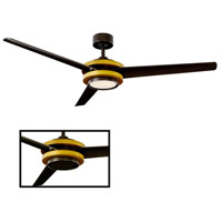Modern Forms FR-W1920-60L-AB/BZ Venus 60 inch Aged Brass Indoor Outdoor Smart Ceiling Fan alternative photo thumbnail