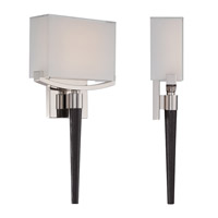 Muse LED 10 inch Polished Nickel ADA Wall Sconce Wall Light