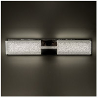 Modern Forms Ws 25827 Ch Vodka Led 27 Inch Chrome Bath