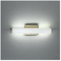 Modern Forms WS-3120-BR Vogue LED 20 inch Brushed Brass Bath Light Wall Light alternative photo thumbnail