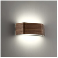 Modern Forms WS-97614-DW Asgard LED 14 inch Dark Walnut ADA Wall Sconce Wall Light alternative photo thumbnail