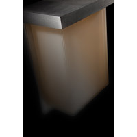 Modern Forms WS-W1408-AL Ledge LED 8 inch Brushed Aluminum Outdoor Wall Light alternative photo thumbnail
