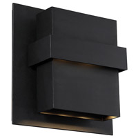 Modern Forms WS-W30511-BK Pandora LED 11 inch Black Outdoor Wall Light