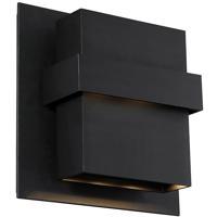 Modern Forms WS-W30511-BK Pandora LED 11 inch Black Outdoor Wall Light