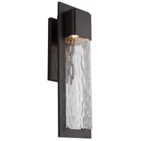 Modern Forms WS-W54020-BZ Mist LED 20 inch Bronze Outdoor Wall Light