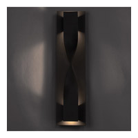 Modern Forms WS-W5620-BZ Twist LED 20 inch Bronze Outdoor Wall Light alternative photo thumbnail