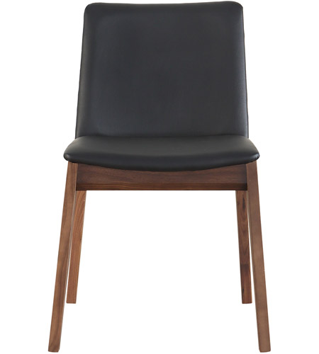 Ongebruikt Moe's Home Collection BC-1016-48 Deco Black Dining Chair in IC-23
