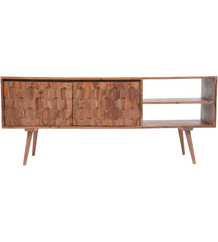 Admirable Moes Home Collection Bz 1020 24 O2 58 Inch Natural Tv Cabinet Caraccident5 Cool Chair Designs And Ideas Caraccident5Info