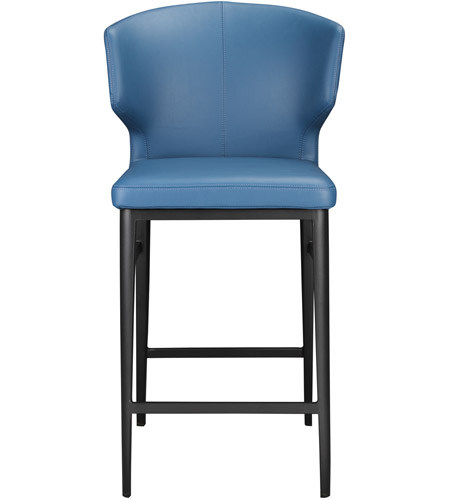 Prime Moes Home Collection Ej 1022 28 Delaney 39 Inch Steel Blue Counter Stool Machost Co Dining Chair Design Ideas Machostcouk