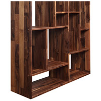 Redemption 86 X 41 X 12 inch Walnut Shelf, Large