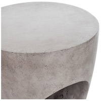 Aylard 18 inch Dark Grey Outdoor Stool