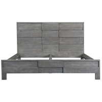 Felix Grey Bed, King