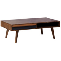Bliss 45 X 24 inch Natural Coffee Table