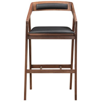 Padma 41 inch Black Bar Stool