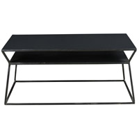 Moe's Home Collection DR-1179-02 Osaka 35 X 20 inch Black Coffee Table