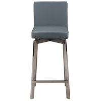 Giro 42 inch Grey Bar Stool
