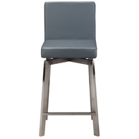 Giro 37 inch Grey Counter Stool