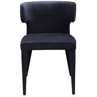Jennaya Black Dining Chair