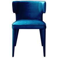 Jennaya Teal Dining Chair