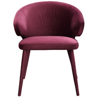 Stewart Purple Dining Chair