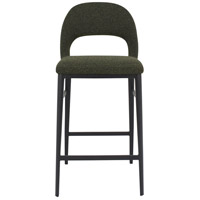 Roger 38 inch Green Counter Stool