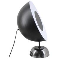Moe's Home Collection FD-1058-02 Halo 20 inch 40.00 watt Black Table Lamp Portable Light
