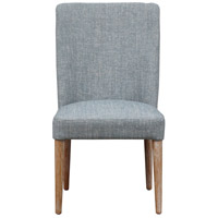 Moe's Home Collection FN-1037-36 Indiana Teal Dining Chair, Set of 2