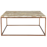 Moe's Home Collection GZ-1018-24 Moxie 35 X 35 inch Natural Coffee Table photo thumbnail