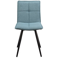 Moe's Home Collection HK-1011-26 Jojo Tiffany Blue Dining Chair, Set of 2